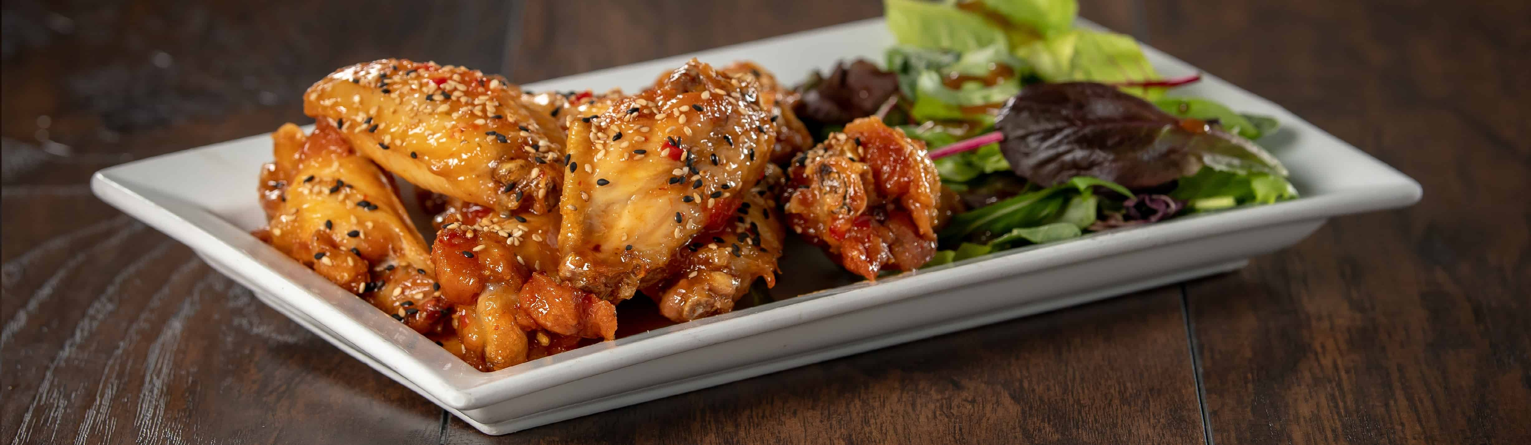 Sweet Thai Chili Wings